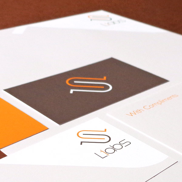 Logo and stationery for new business